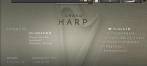 Grandharp ui pluginboutique