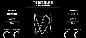 Audiority tremolan gui pluginboutique