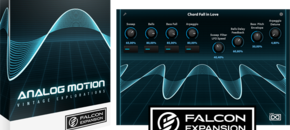 Analog motion box pluginboutique