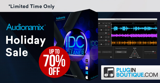 620x320 audiomanix holidaysale pluginboutique