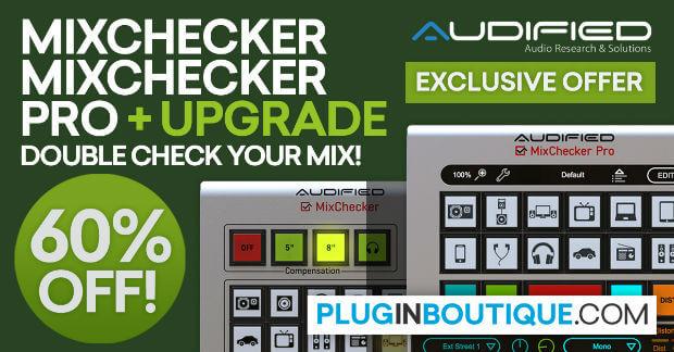 Audified mixchecker plugin boutique 620