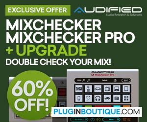 300x250 mixchecker  mixchecker pro and update 60 off pluginboutique.com