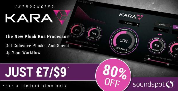 Kara homepage sale banner pluginboutique