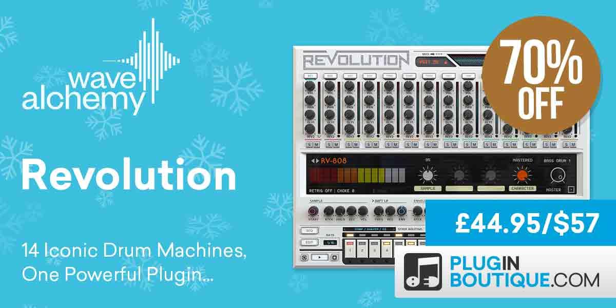 12 Days of Christmas - Revolution