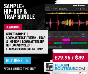 300x250 sample  hip hop   trap bundle pluginboutique
