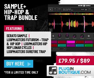 300x250 sample  hip hop   trap bundle pluginboutique