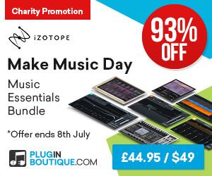 300x250 izotope make music day plugin boutique