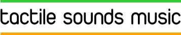 Tactile sounds logo original