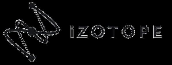Izotope logo 2018 pluginboutique