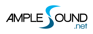 Ample sound logo