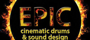 Epic cinematic drums   sound design