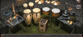 Latin percussion ezx