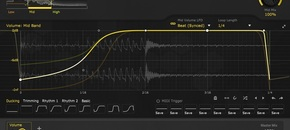 Cableguys volumeshaper 5 screenshot main view pluginboutique