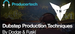 Dubstep production techniques by dodge   fuski   loopmasters   1000x512