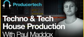 582x298 techno   tech house production in live with paul maddox