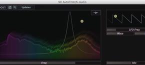 Autofilter screenshot