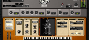 Session bundle strum session