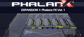 Expansion 1 phalanx fx