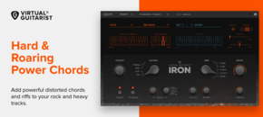 Plugin boutique ujam artwork vg iron