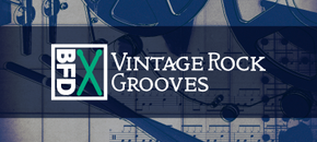 Vintage rock grooves main image pluginboutique