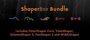 Shaperbox bundle pluginboutique