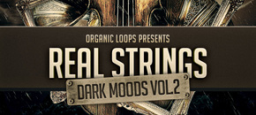 Real strings   dark moods 2 string ensembles