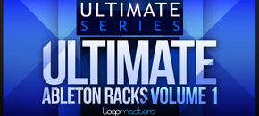 Lm ultimate loopmasters ableton racks v1 1000 x 512 pluginboutique