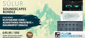 620 sulur soundscapes bundle plugin boutique