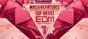 Top artist edm massive patches vol 3 1000x512 plugin boutique