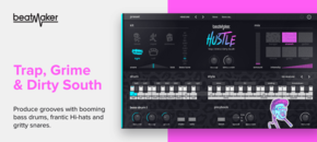 Plugin boutique ujam artwork bm hustle