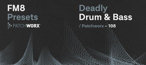 Royalty free fm8 presets  bass and leads  fx   plucks  drum   bass pads  rectangle