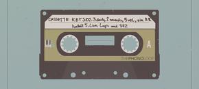 Cassette keys 02 main image pluginboutique