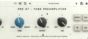 Audiority prex7 gui hq pluginboutique
